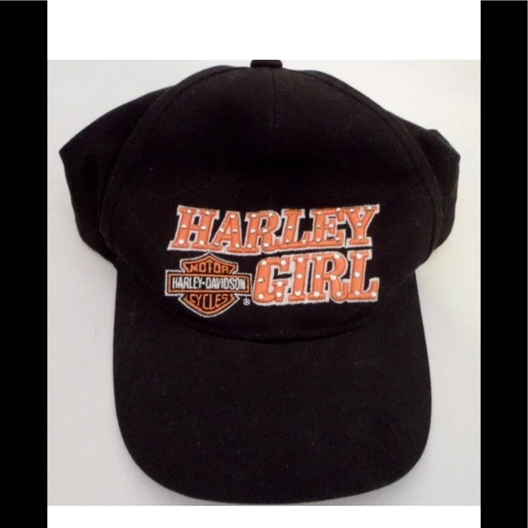 963d4058c Harley Davidson Harley Girl Motor Cycle